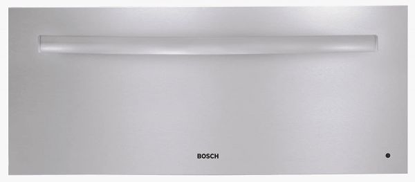Bosch HWD302UC 30-inch Warming Drawer, 2.0 Cu. Ft Capacity - White